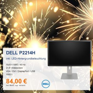 Top-Angebot: DELL P2214H nur 84 €