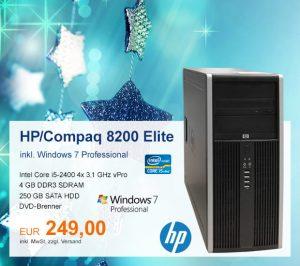 Top-Angebot: HP/Compaq 8200 nur 249 €