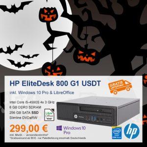 Top-Angebot: HP EliteDesk 800 G1 USDT nur 299 €
