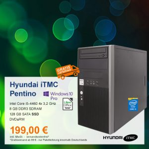 Top-Angebot: Hyundai iTMC MD Business Pentino H-Series nur 199 €
